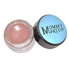 Any Wear Creme in Anna (a matte warm rosy beige) - The ultimate multi-tasking cosmetic - Smudge-proof Eye Shadow, Cheek Color, and Lip Color all-in-one by Mommy Makeup * You can get additional details at the image link.