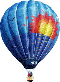 Westwind Balloon Co offers hot air balloon rides over Southeast Michigan - makes a great gift!