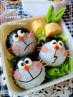 Cute Food Art, Food Art For Kids, Bento Recipes, Baby Food Recipes, Easy Meals For Kids, Kids Meals, Bento Kids, Cute Bento Boxes, Kawaii Cooking
