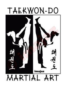 Graphic 7 | Taekwondo-ART: Original Designs Promoting the Martial Art of Taekwondo, custom logos designed, T-shirts, Hoodies, Vests, Banners, Flyers