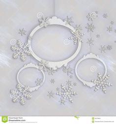 Fondos de la Navidad en gris