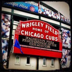 #Chicago!! Need a ride to #WrigleyField? #instagramyourcity - @chicagocabbie- #webstagram