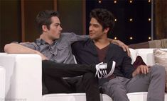 sweet Dylan and Tyler P - Dylan would just be the most amazing friend in the whole world!! - Tumblr