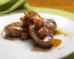 Pineapple Teriyaki Ribs - Jan's Sushi Bar  - uses either country style pork ribs or beef short ribs