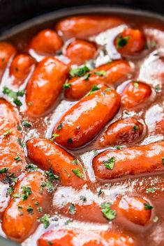 Peach Barbecue Little Smokies. These Peach Barbecue Little Smokies are going to be an instant game day party hit! Healthy Superbowl Snacks, Football Snacks, Game Day Snacks, Game Day Food, Appetizers Superbowl, Sweet Potato Skins, Mashed Sweet Potatoes, Pork Recipes, Crockpot Recipes
