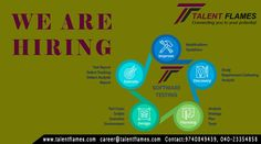 Best software training company with placement in hyderabad.Pay after Placements for the following Software Job & Training profiles with Talent Flames UI Development,Web Desigining,Angular,Java Developers,PHP Developers,.Net Developers,SQL Developers,Mobile Apps,Digital Marketing,HR Executives,Front Office,Office Admins,Business Development,Salesforce Developer etc.. Talent Flames is the Best Corporate IT Training company in Hyderabad.We are Top leading software training company in India. Office Admin, Salesforce Developer, Train Companies, Software Testing, Front Office, Hyderabad, Tool Design, Java, Digital Marketing
