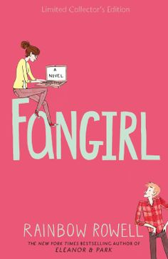 Fangirl (Limited Collector's Edition) by Rainbow Rowell • July 3, 2014 • Macmillan Children's Books https://www.goodreads.com/book/show/22369653-fangirl