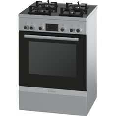 The freestanding electric cooker with up to 10 heating modes and glass-ceramic hob: makes cooking and cleaning especially easy for you. Glass Ceramic, Electric Cooker, Multifunctional, Grilling, Oven, Kitchen Appliances, Cleaning, Ceramics