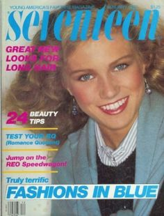 Seventeen Magazine - January 1982: Nicolle Ward Cover, REO Speedwagon, and More! (Single Issue Magazine) by Editors of Seventeen Magazine, http://www.amazon.com/dp/B001EONJT0/ref=cm_sw_r_pi_dp_qND1rb0TXKHT5