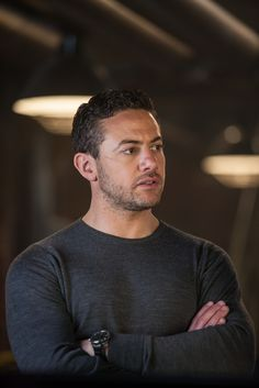Favourites...especially Warren ㋡. ---> Warren Brown - Luther, Good Cop and By Any Means