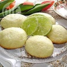 Biscoito amanteigado de limão @ allrecipes.com.br