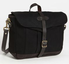 messenger bag or briefcase