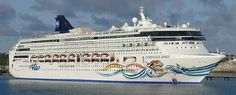 CRUISIN - Norwegian Cruise Line - Norwegian Spirit - Bridge Camera