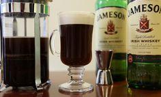 Happy Hour   The Perfect Irish Coffee   Men's Health