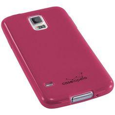 Devicewear TPU1-S5-RED Samsung(R) Galaxy S(R) 5 SimplySafe Case (Red)
