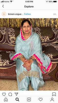 Bridal Suits Punjabi, Punjabi Suits Party Wear, Wedding Salwar Suits, Patiala Salwar Suits, Salwar Dress, Punjabi Suits Designer Boutique, Boutique Suits, Indian Designer Suits, Designer Salwar Suits