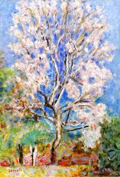 Almond Tree, Pierre Bonnard - circa 1930