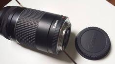 lente canon ef 75-300mm f/4-5.6 iii - lentes e acessórios canon