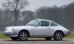 Porsche 911 2.2 Turbo 1971