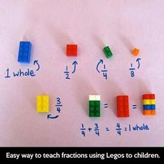 Lego blocks are not just for fun and play times– they can be used as a great educational tool for children as well. Here's how you can use them to teach your children mathematics! What else can you teach your kids with lego? ** Have you tried our product Bril Baby Can Read (BBCR)?** http://brilindia.com/bril-baby-can-read.php **Like us on Facebook www.facebook.com/brilconnect **