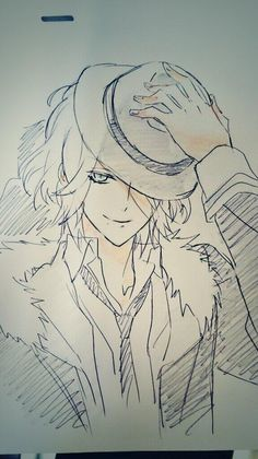 Laito Sakamaki - Diabolik Lovers - Credit to the artist.