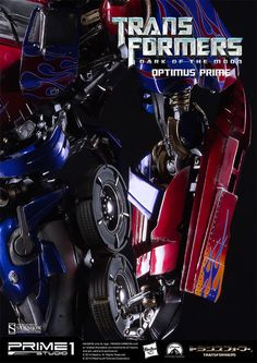 Transformers Optimus Prime Statue by Prime 1 Studio Energy Sword, Toy People, Popular Kids Toys, Transformers Optimus Prime, Paramount Pictures, Sideshow Collectibles, Dreamworks, Concept Art, Tomy