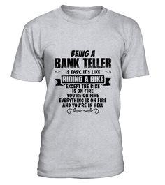 Being A Bank Teller 2  T-Shirt  BankTeller#tshirt#tee#gift#holiday#art#design#designer#tshirtformen#tshirtforwomen#besttshirt#funnytshirt#age#name#october#november#december#happy#grandparent#blackFriday#family#thanksgiving#birthday#image#photo#ideas#sweetshirt#bestfriend#nurse#winter#america#american#lovely#unisex#sexy#veteran#cooldesign#mug#mugs#awesome#holiday#season#cuteshirt