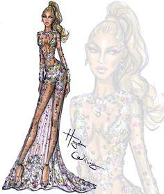 Beyoncé wearing Givenchy Haute Couture #MetGala2015