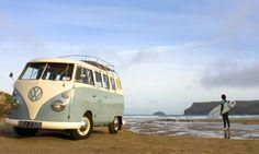 Rent a campervan - fantastic idea