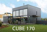 Moderni puutalo kaupunkiin: CUBE - Honkatalot