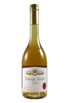 Tokaji Aszu 5 Puttonyos 2000 Tokajabor Bene from Fraziers Wine Merchants