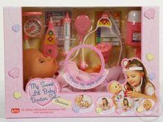 Кукла Lotus Пупс с педиатрическим набором - купить в Дочки-Сыночки