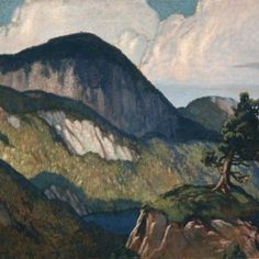 From the Mendel Art Gallery - Franz Johnston Aftermath, gouache on paperboard Canadian Painters, Canadian Artists, Abstract Landscape, Landscape Paintings, Landscapes, Group Of Seven Paintings, Tom Thomson Paintings, Emily Carr, Cityscape Art