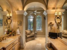 Property Of Stunning Home in The Dominion San Antonio, Luxury Homes, Building A House, Home And Family, New Homes, Bathtub, Real Estate, Houses, Luxurious Homes