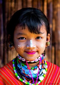 One of my favorites. Beautiful Thai Kid from the Karen Tribe, Chiang Mai, Thailand.