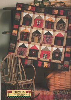 Debbie Mumm quilt