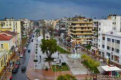 Καλαματα Once Upon A Time, Greece, Sweet Home, Street View, Greece Country, House Beautiful, Ouat