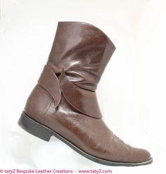Rhino-inspired TATYZ man boots  www.tatyZ.com/shop-online