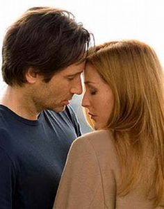 Mulder and Scully - I loved this freaking show!!!
