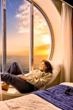 """Picking the right stateroom might be the most important decision of your cruise.  Modern cruise ships can have up to 2,000 staterooms for you to choose from.  """"This isn't a three- to five-hour flight,"""" cruising expert Stewart Chiron, a.k.a., """"The Cruise Guy,"""" tells Yahoo Travel.  Don't worry: Our experts"""