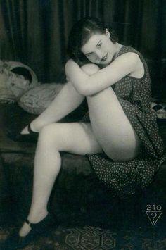 1920's postcard--l'esprit swing's