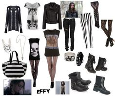 another style of effy stonem style that i love to wear Más Indie Fashion, Grunge Fashion, Fashion Outfits, Womens Fashion, Boho Outfits, Alternative Mode, Alternative Fashion, Grunge Outfits, Scene Outfits