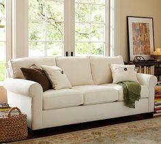 Sleeper Sofa- potterybarn