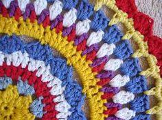 mandalas en crochet - Buscar con Google