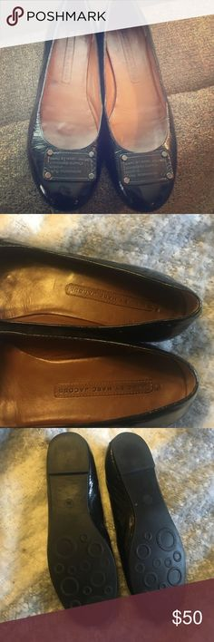 Marc by Marc Jacobs Flats Size 8 super cute Marc Jacobs Flats in great condition. Do not fit only reason sells Marc by Marc Jacobs Shoes Flats & Loafers