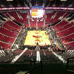 Let's go see a Blazer game!