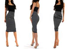Shop Kami Shade' - All In A Love Letter Pencil Skirt, $61.00 (http ...