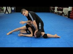 Arm bar submission wrestling hold