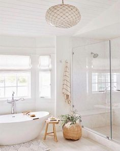 6 Bohemian Bathroom Lighting Ideas to Get You Singing in the Shower Interior Exterior, Home Interior, Bathroom Interior, Interior Design Living Room, Bathroom Spa, Small Bathroom, Bright Bathrooms, Concrete Bathroom, White Bathrooms