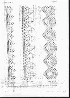 lace pattern Crochet Chart, Knit Or Crochet, Bobbin Lace Patterns, Crochet Patterns, Lacemaking, Crochet Needles, Lace Heart, Lace Jewelry, Tatting Lace